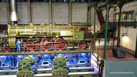 Er stellte zusammen mit seinem Kollegen Koen Vermeulen die neue Anlage RIMKOV aus.