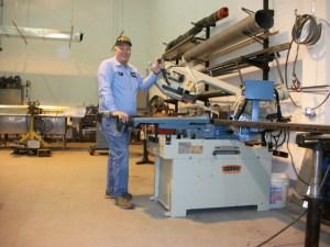 Proud customer of Baileigh Machinery