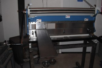 Shear Brake Roll SBR-4020