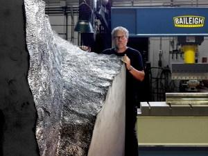 Jonathon Price and Baileigh Machinery
