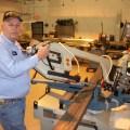 Keller Buys Baileigh Band Saw