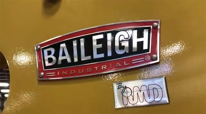 baileigh machines