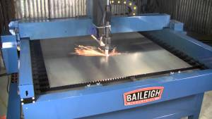 plasma cutting tables