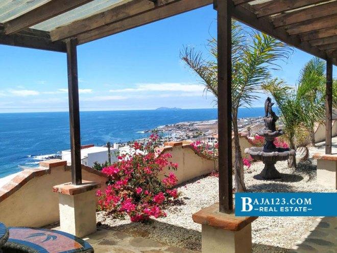 Ocean View Home For Sale in Terrazas del Pacifico, Playas de Rosarito