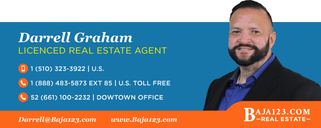 Darrell Graham - Rosarito Beach Real Estate Agent