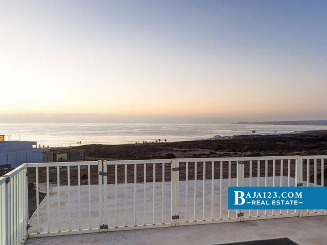Ocean View Home For Sale in Hacienda Vista Mar, Rosarito Beach