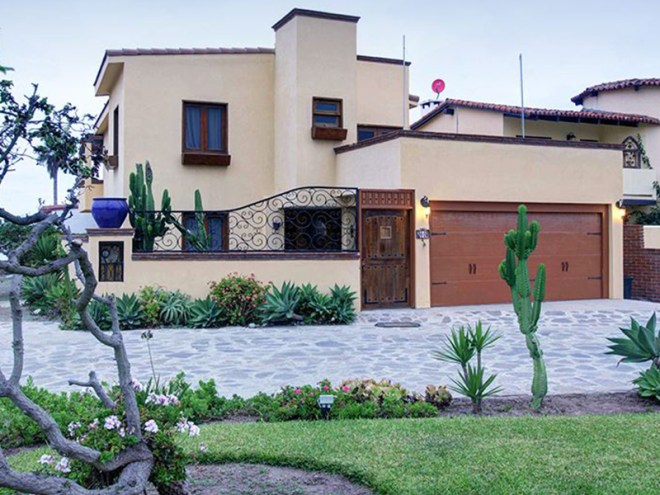 Ocean View Home For Sale in Castillos del Mar, Rosarito Beach
