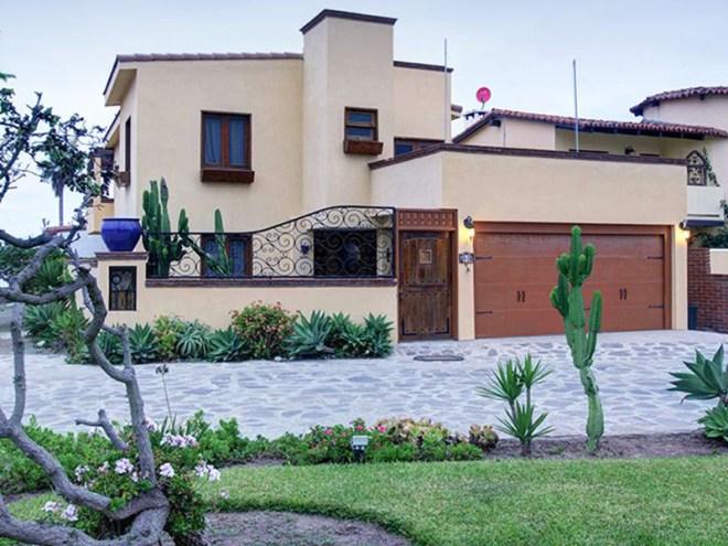 Ocean View Home For Sale in Castillos del Mar, Rosarito Beach