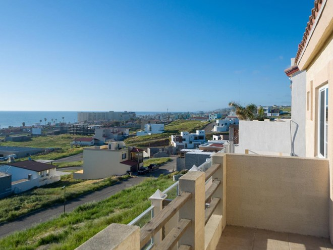 Ocean View Home For Sale in San Marino, Tijuana