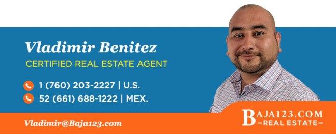 Vladimir Benitez - Rosarito Beach Real Estate
