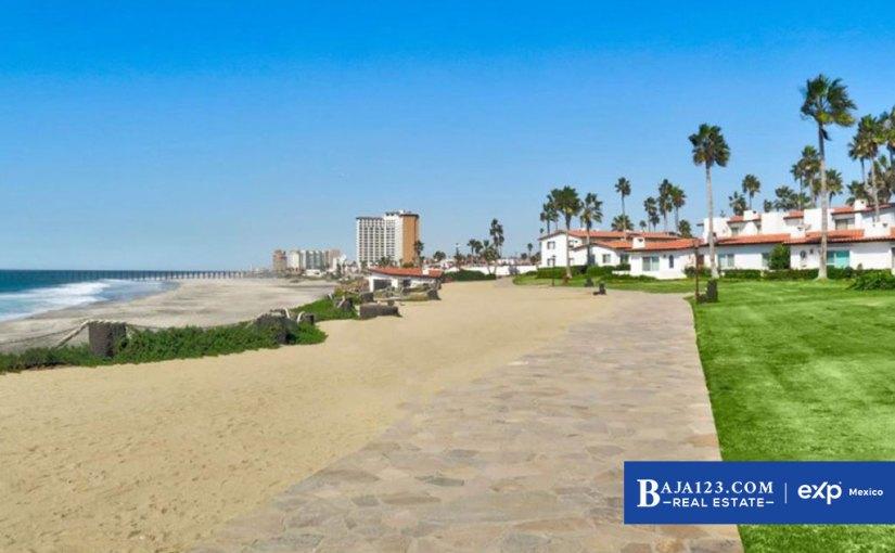 Ocean View Condo For Sale in La Paloma, Playas de Rosarito – $219,000 USD