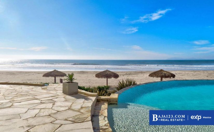 Oceanfront Condo For Sale in Las Olas Mar y Sol, Playas de Rosarito – $321,000 USD