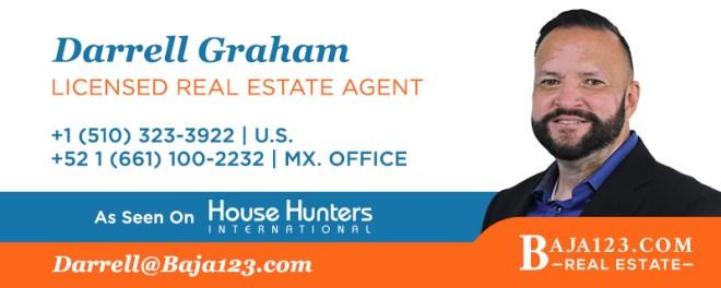 Darrell Graham-Rosarito Beach Real Estate Agent