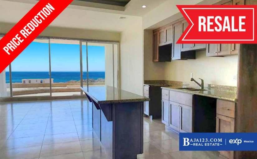 PRICE REDUCTION – Oceanfront Condo For Sale in La Jolla Excellence, Playas de Rosarito – $375,000 USD