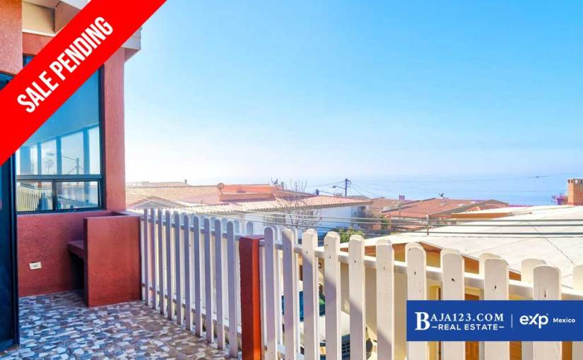 SALE PENDING – Ocean View Home For Sale in San Antonio Del Mar, Tijuana – $227,000 USD