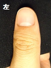男性の爪の印象が激変