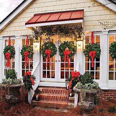 Amazing Outdoor Christmas Decorations Balsam Hill