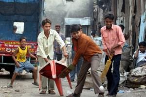 India: The Flat Foot Era