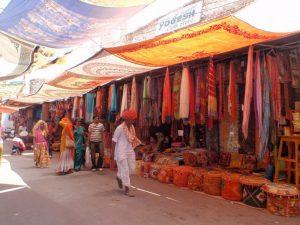 pushkar market india