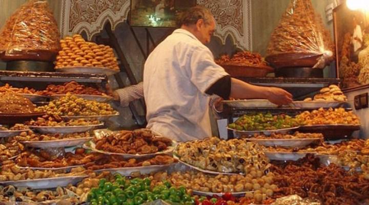 Moroccan Pastries are amazing