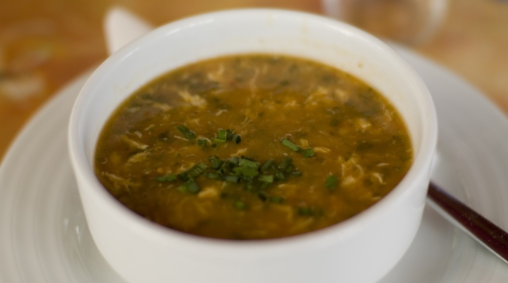Harira soup, delicious