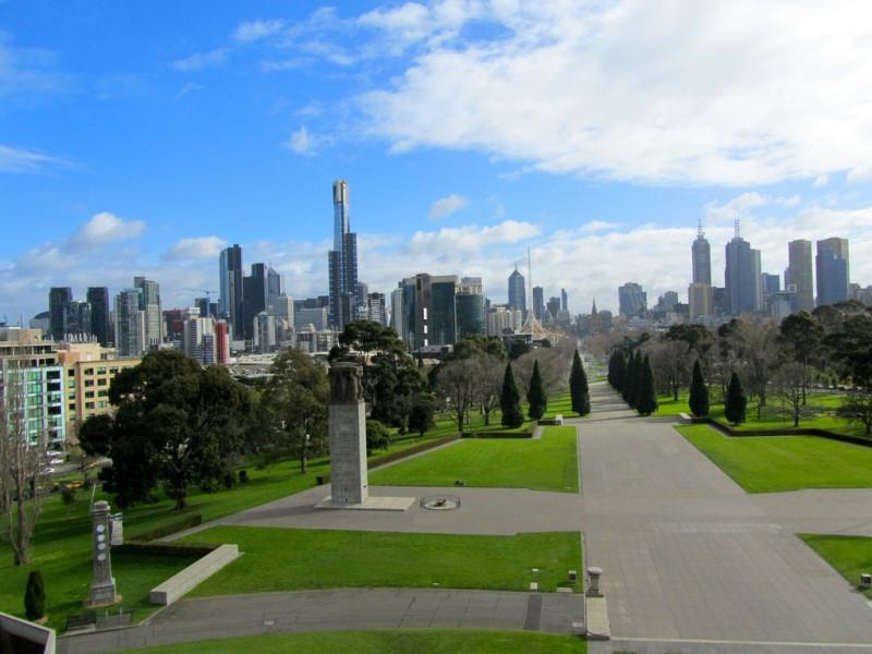 Melbourne, Autralia, Oceania
