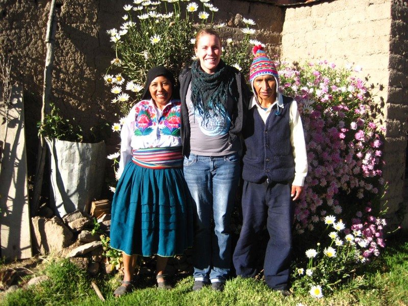 Bolivia: Amantani Island Homestay