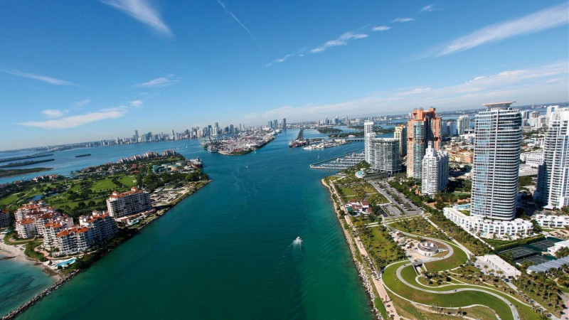 A Journey through Miami