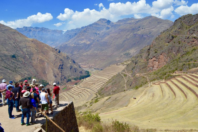 Take in the breathtaking views of the Inca Trail- Peru