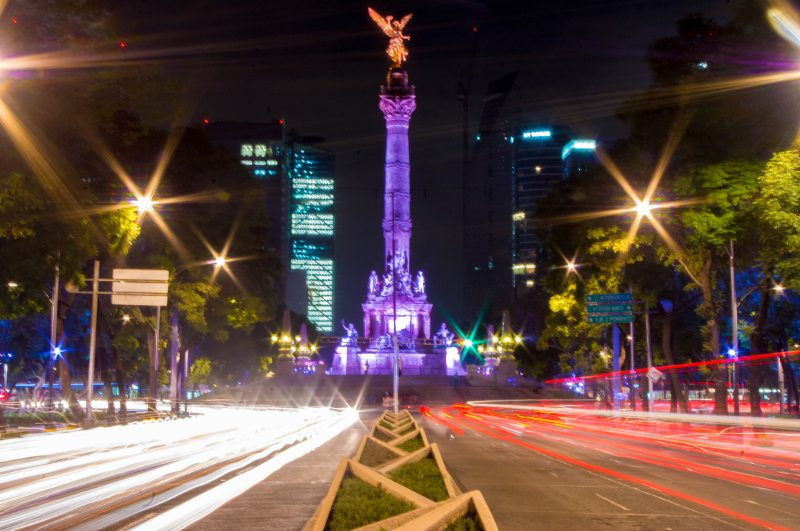 Mexico City: a Modern and Cultural Paradise