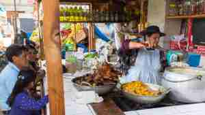 Eating Cheap as You Travel