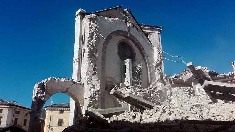 The Deep Cultural Impact of Italy's Earthquake