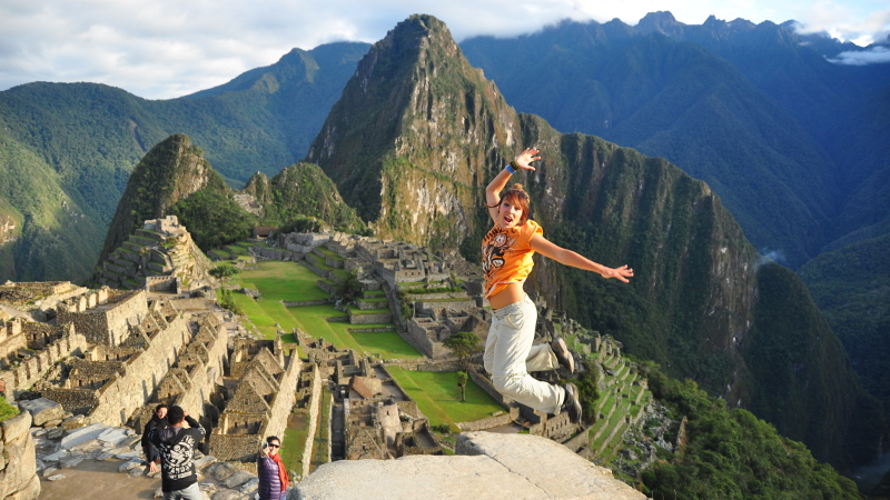 Book the Inca Trail to Machu Picchu Now!