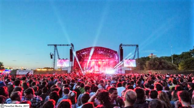 Fierld Day Music Festival in London