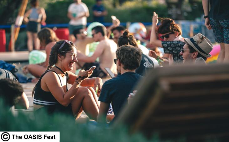 Summer Music Festival - The Oasis Music Fest in Morocco by OASIS