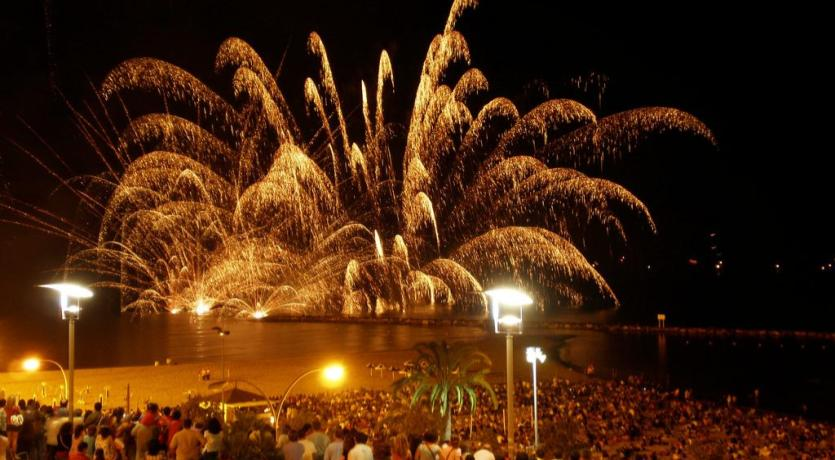 Celebrating the summer solstice in Spain