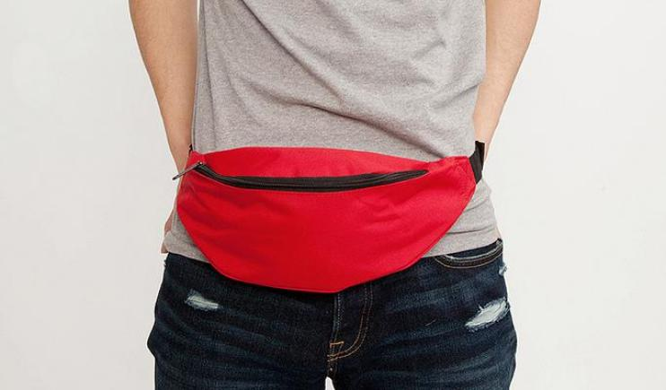 Wearing a bumbag on your travels is always a good idea- Top Backpacking Tips