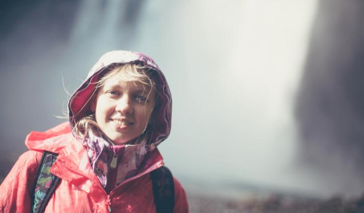 Icelandic People & Waterfalls- Happiest Places in the World