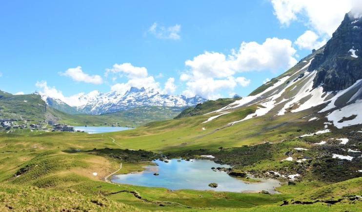 The Swiss Countryside- Happiest Places in the World