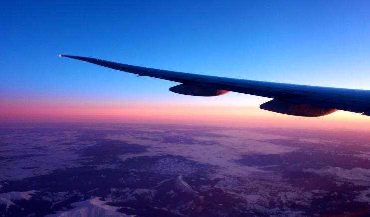 Nothing beats the window seat- Long Haul Flight Tips