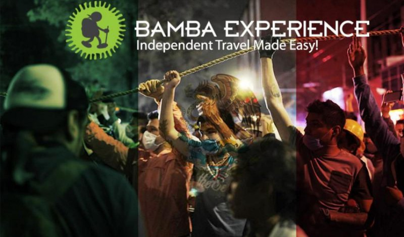 Bamba Experience sharing support for Mexico City Earthquake Victims