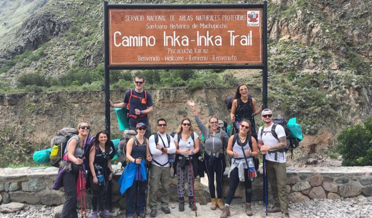 - Planning a trip to Machu Picchu