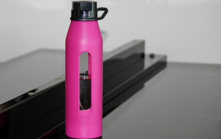 A reusable water bottle saves a lot of plastic waste- Eco-Friendly