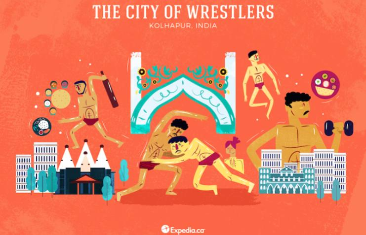 The City Of Wrestlers- Kolhapur, City Nicknames