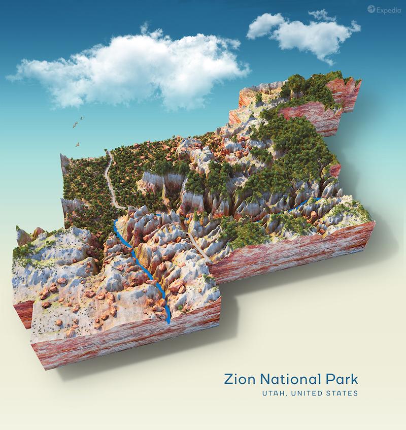 Zion National Park- USA