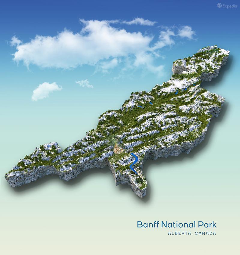 Banff Nationsl Park- Canada
