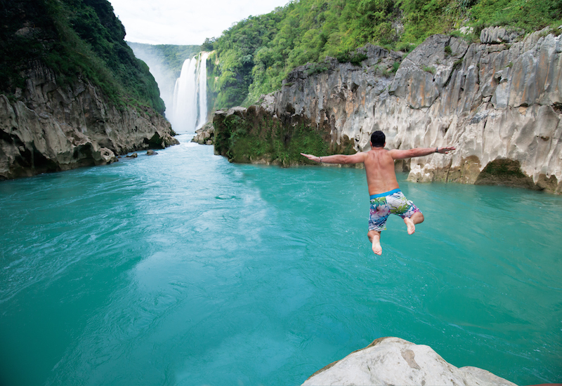 Dive into the turquoise waters of Huasteca Potosina- Short Escapes from Mexico City