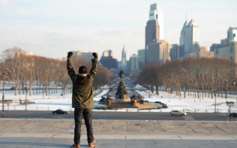 The Rocky Steps: Philadelphia, USA- Movie Locations