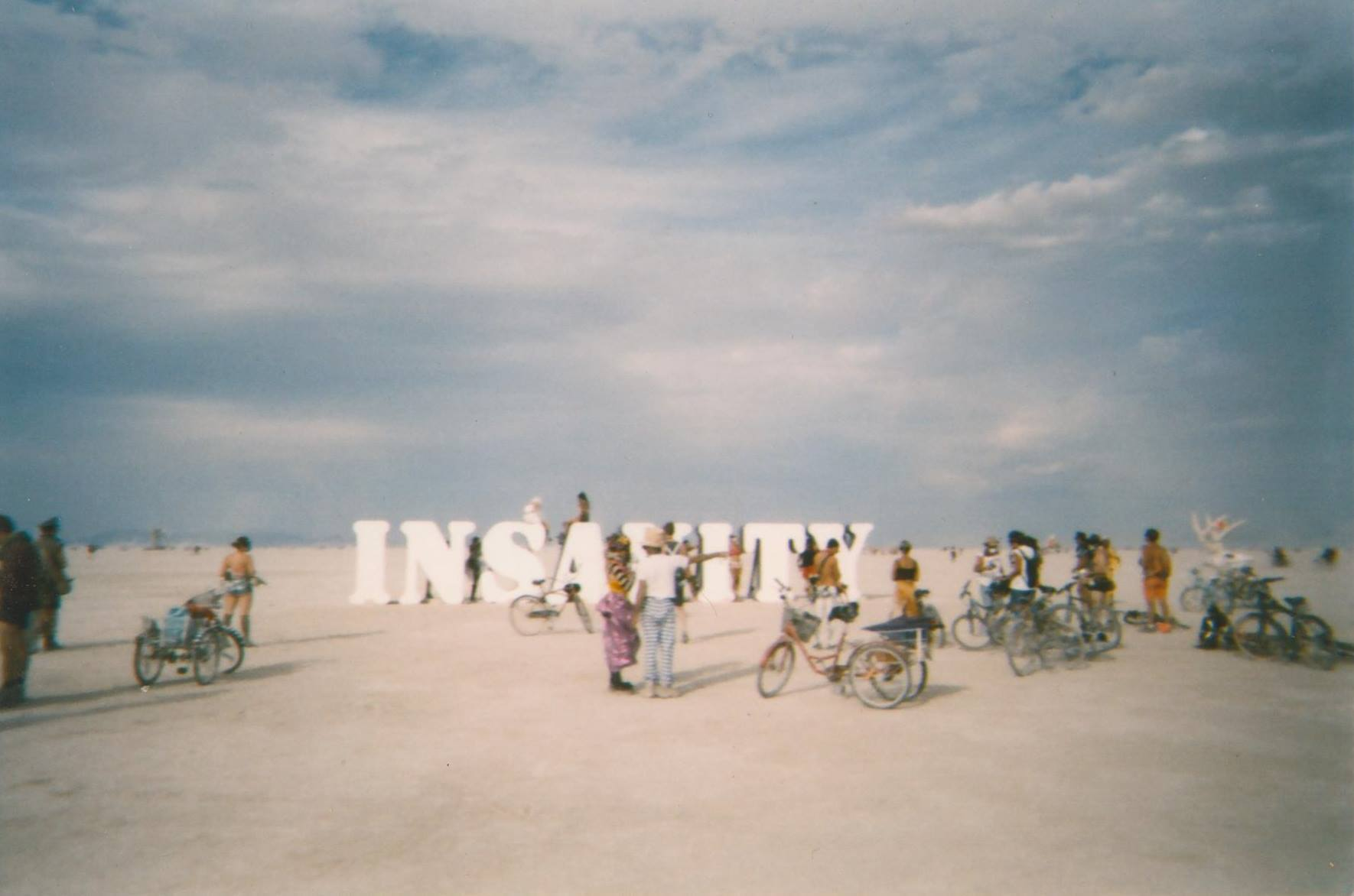Burning Man, Nevada, In Principle And Practice
