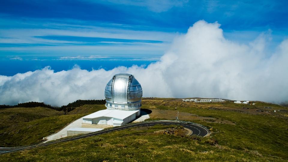 La Palma observatory, Canary Islands